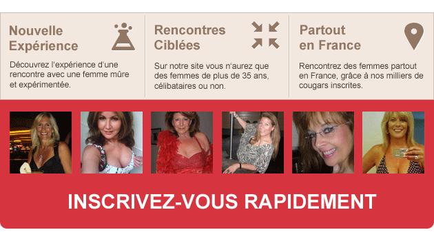 cougar rencontre gratuit Saint-Nazaire