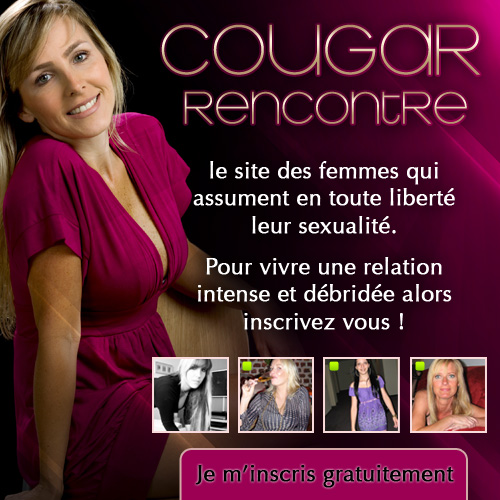 Belle femme cougar